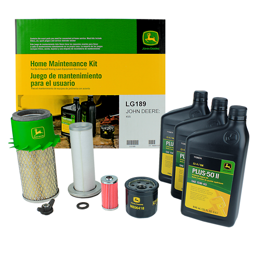 JOHN DEERE #LG189 HOME MAINTENANCE KIT FOR 455