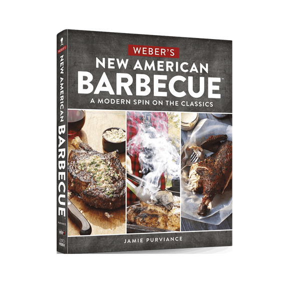 Weber's New American Barbecue Book