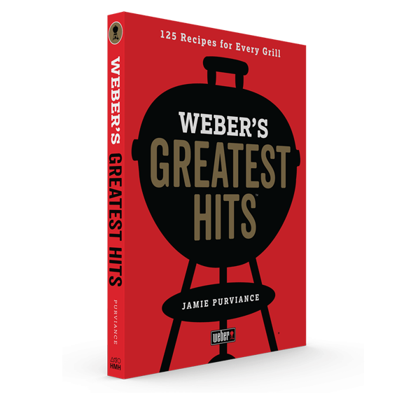 Weber's Greatest Hits Book