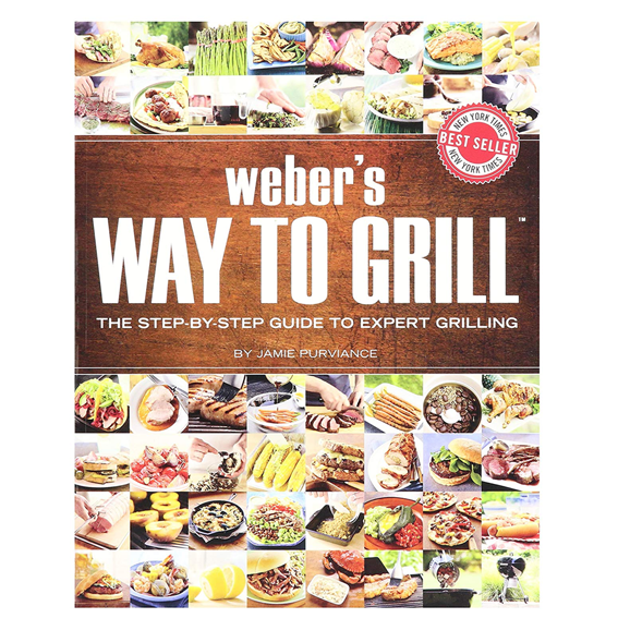 Weber's Way to Grill Book