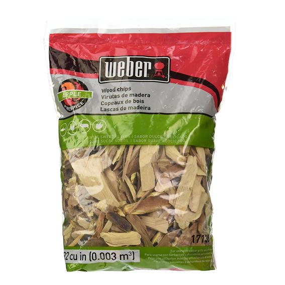 Weber 17138 Apple Wood Chips