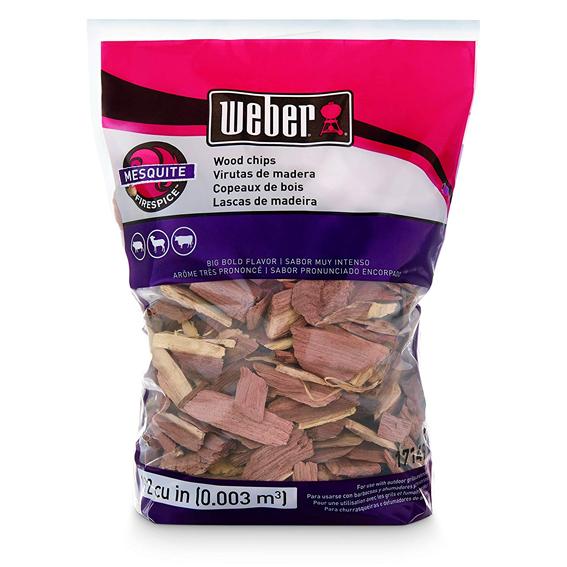 Weber 17149 Mesquite Wood Chips