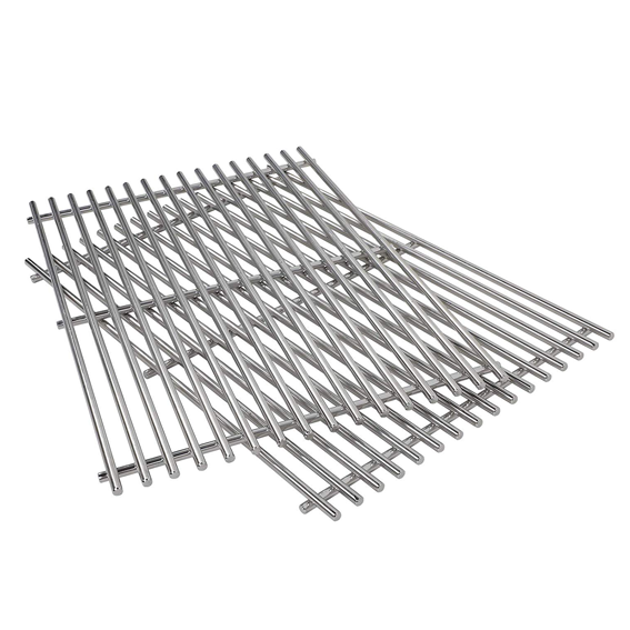 Weber 7639 Cooking Grates for Spirit 300/700 & Others