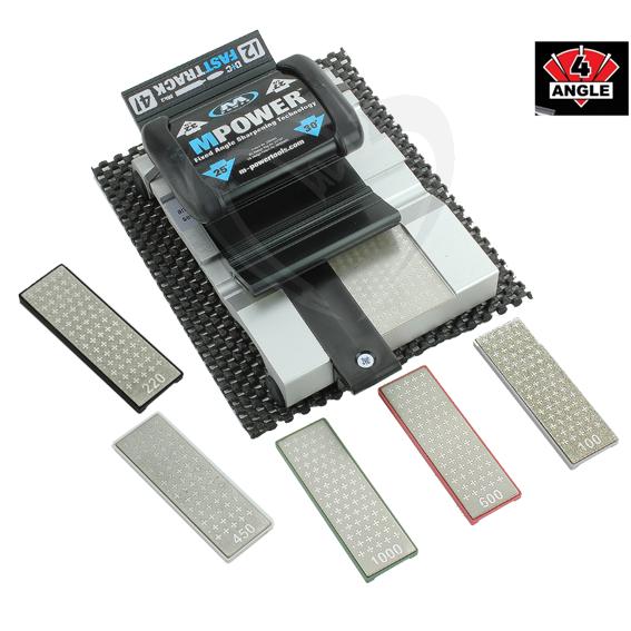 M-Power FastTrack MK2 Sharpening System Bundle