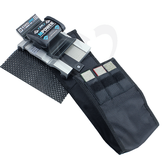 M-Power FastTrack MK2 Sharpening System Bundle, with Case