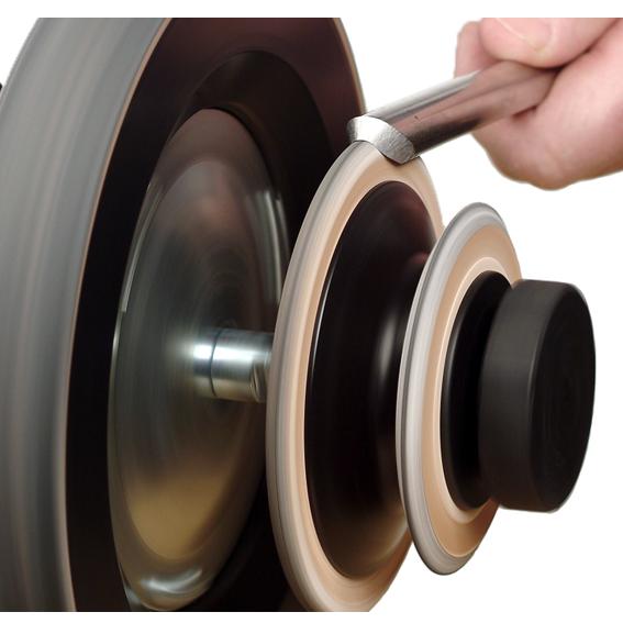 Tormek TNT-808 Woodturners Kit, Honing Wheels