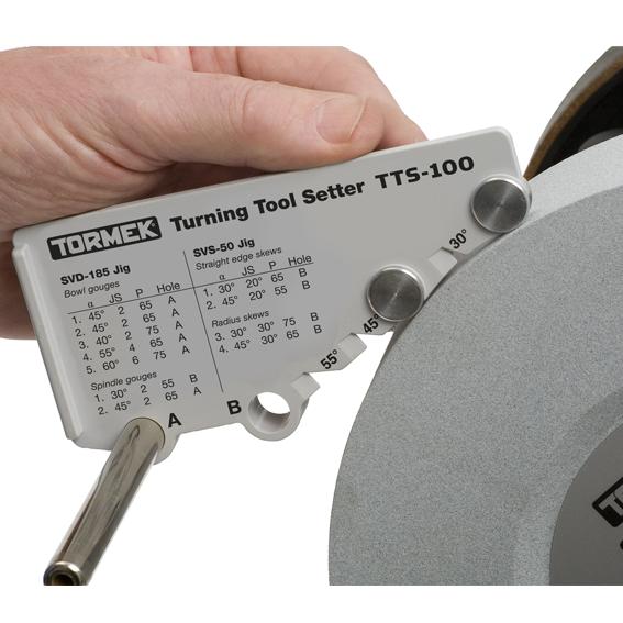 Tormek TNT-808 Woodturners Kit, Tool Setter