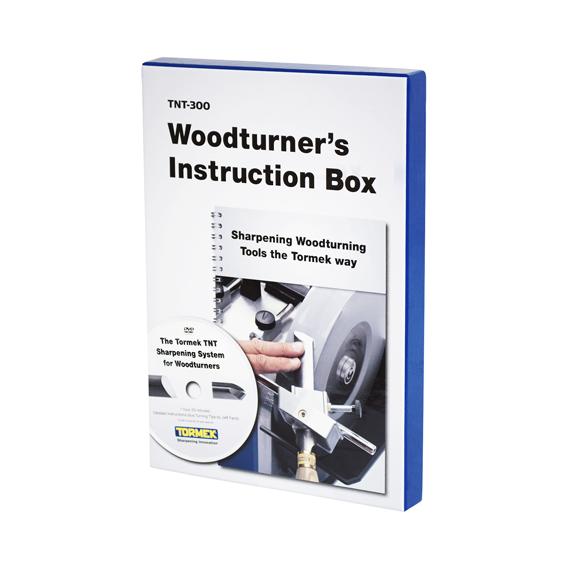 Tormek TNT-808 Woodturners Kit, Instruction Box