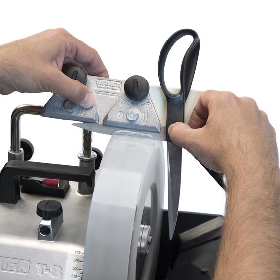 Tormek HTK-806 Hand Tool Kit, Scissors Jig
