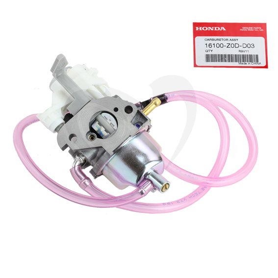 Honda 16100-Z0D-D03 Carburetor Assembly