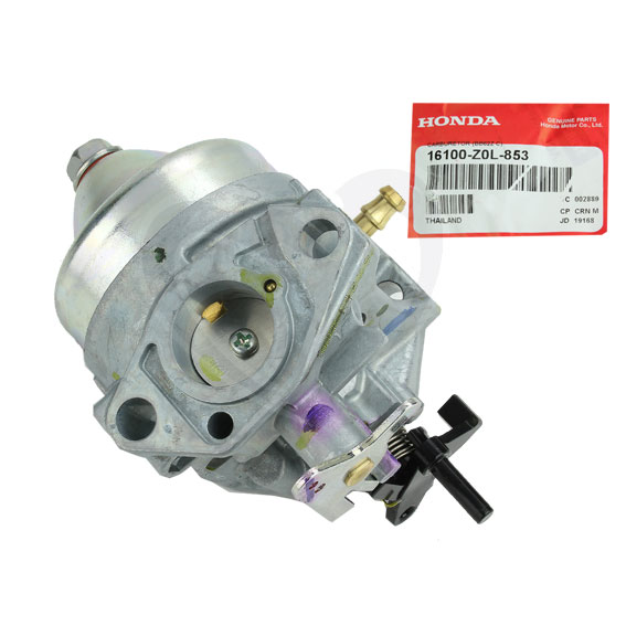 Honda 16100-Z0L-853 Carburetor, BB62Z C