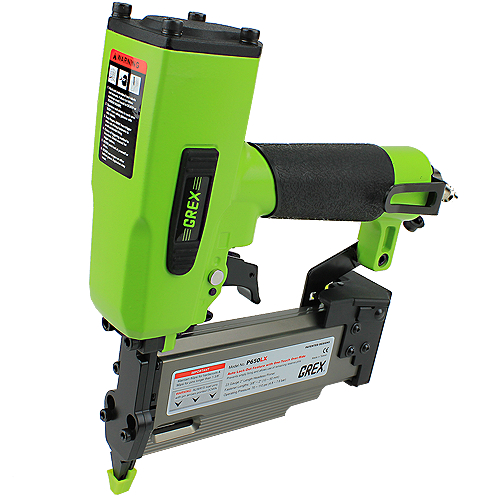 GREX P650LX 3/8 INCH TO 2 INCH 23 GAUGE HEADLESS PINNER WITH AUTO LOCK-OUT