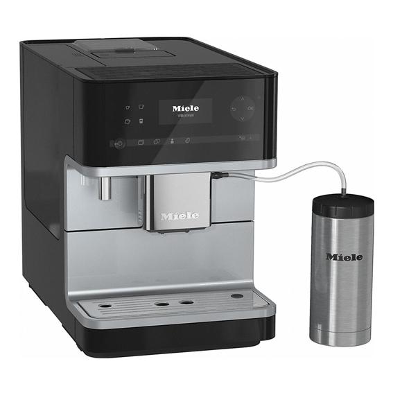 Miele CM 6350 Countertop Coffee Machine, Black