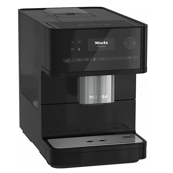 Miele CM 6150 Countertop Coffee Machine, Black