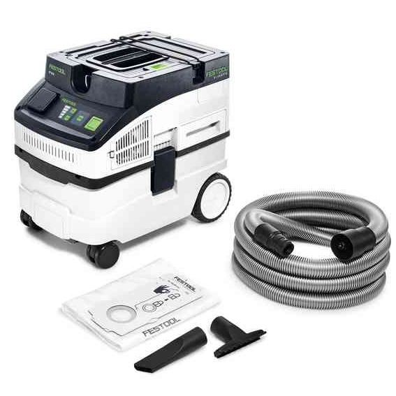 Festool 574831 Dust Extractor CLEANTEC CT 15 HEPA