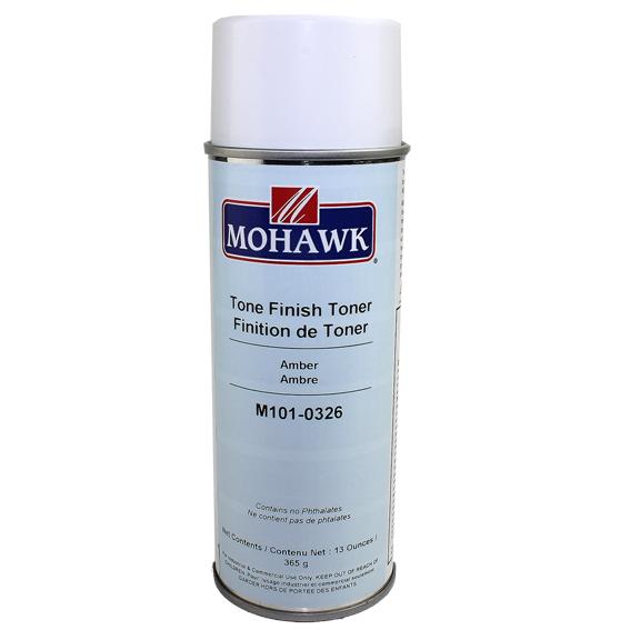 Mohawk M101-0326 Amber Tone Finish Toner, 13 ounce