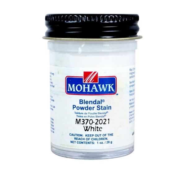 Mohawk M370-2021 Blendal Powder Stain White, 1 oz.