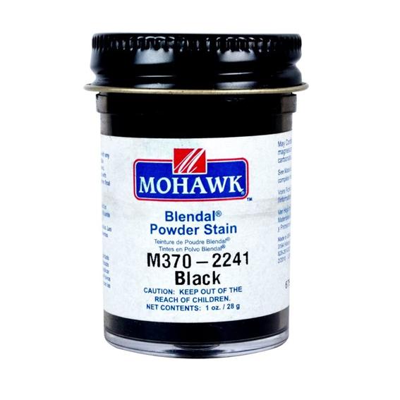 Mohawk M370-2241 Blendal Powder Stain Black, 1 oz.