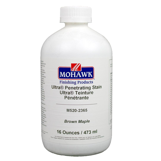 Mohawk M520-2365 Ultra Penetrating NGR Stain Brown Maple, Pint
