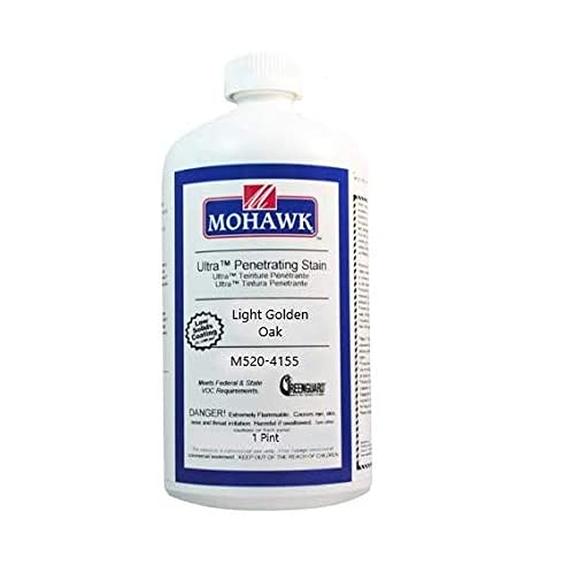 Mohawk M520-4155 Ultra Penetrating NGR Stain Light Golden Oak, Pint