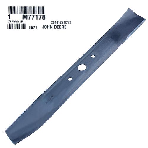 JOHN DEERE #M77178 STANDARD MOWER BLADE