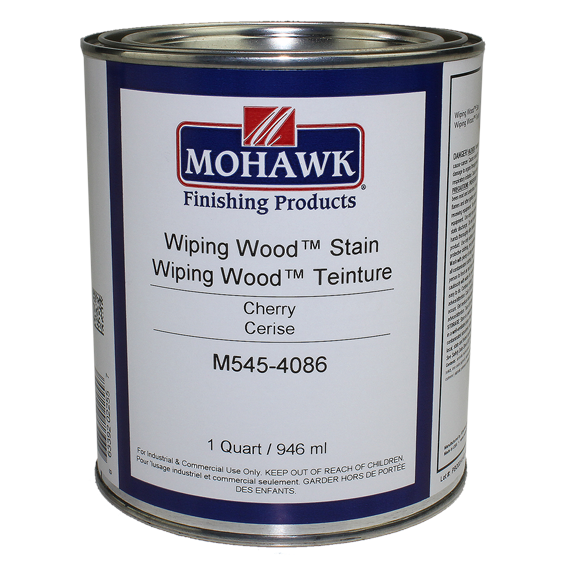 Mohawk M545-4086 Wiping Wood Stain Cherry, Quart