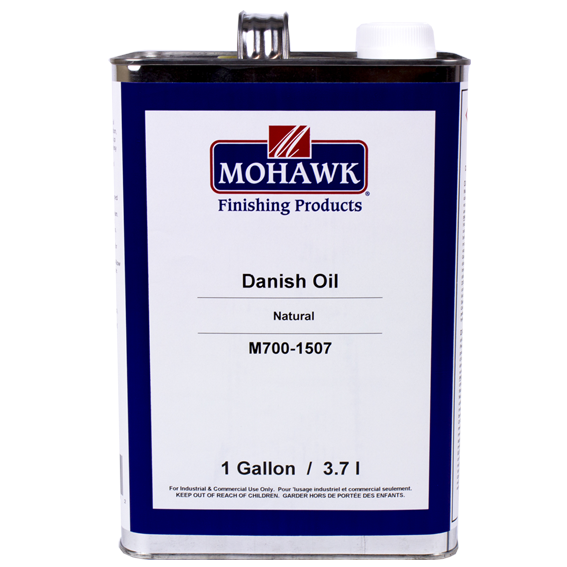 Mohawk M700-1507 Danish Oil Finish Natural, Gallon