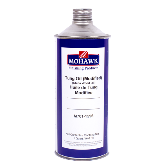 Mohawk M701-1596 Tung Oil, Quart