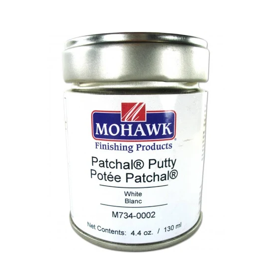 Mohawk M734-0001 Patchal Putty White, 4.4 oz.