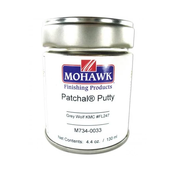 Mohawk M734-0033 Patchal Putty Grey Wolf #FL247, 4.4 oz.