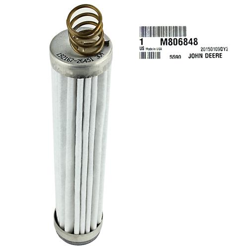 John Deere #M806848 Hydrostatic Transmission Oil Filter