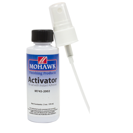 Mohawk M745-2002 Instant Adhesive Activator, 1.4 ounce