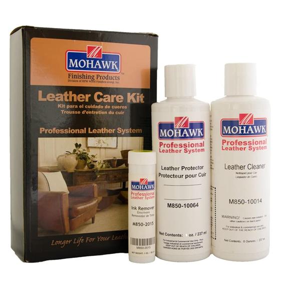 Mohawk M850-9003 Leather Care Kit