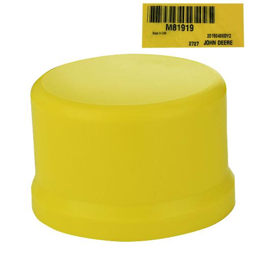 John Deere #M81919 Front Wheel Bearing Cap