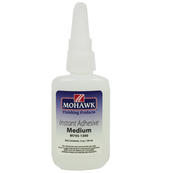 Mohawk M745-1300 Instant Adhesive Medium, 2 ounce