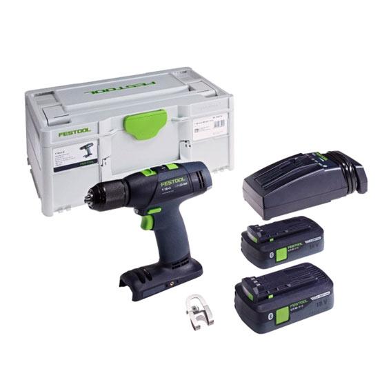Festool 576754 T 18+3-E Drill Plus