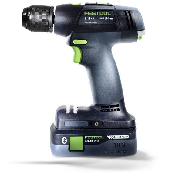Festool 576754 T 18+3-E Drill Plus - Main