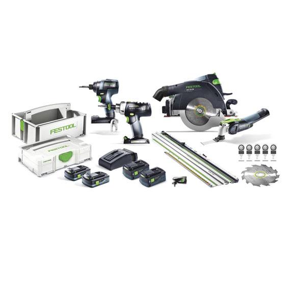 Festool 205605 PRO Remodeler Pack