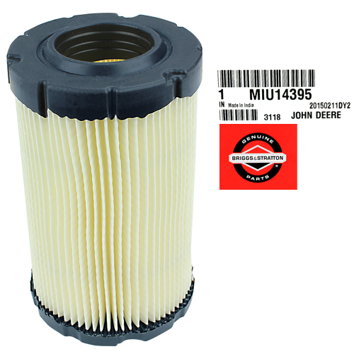 JOHN DEERE #MIU14395 AIR FILTER
