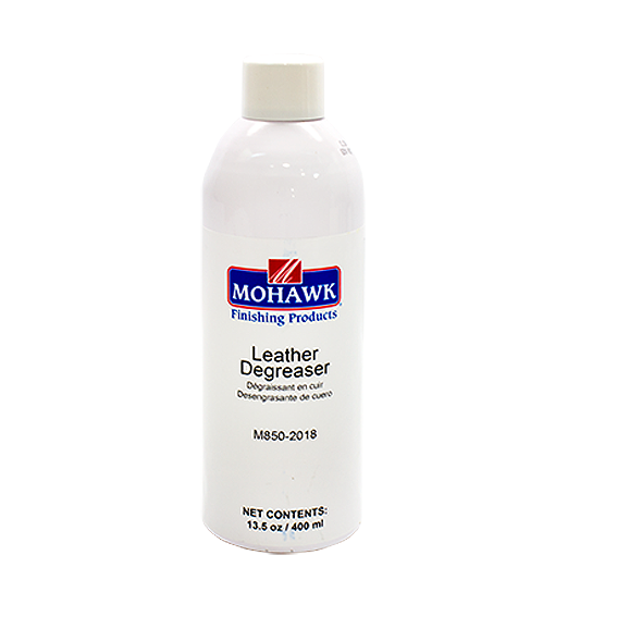Mohawk M850-2018 Leather Degreaser, 13.5 ounces