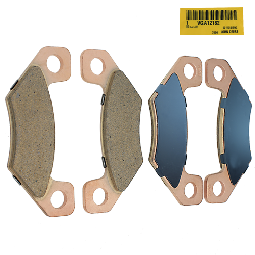 John Deere #VGA12182 Brake Pad Set