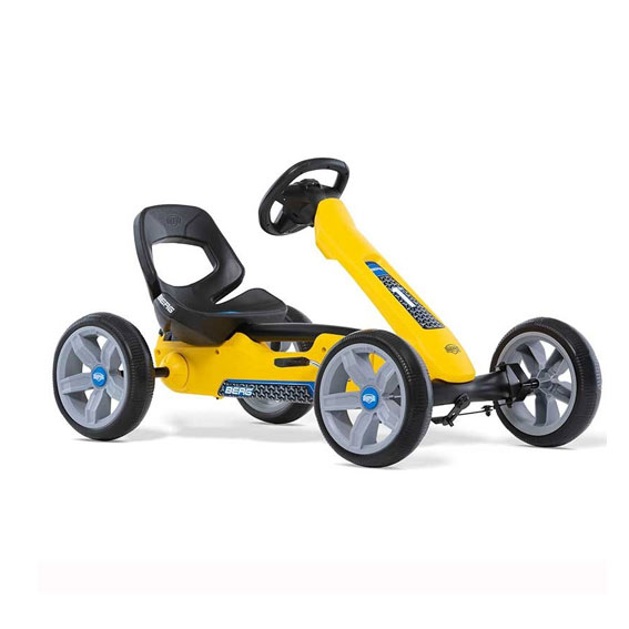 Berg Toys 24.60.00.00 Reppy Rider Yellow / Black