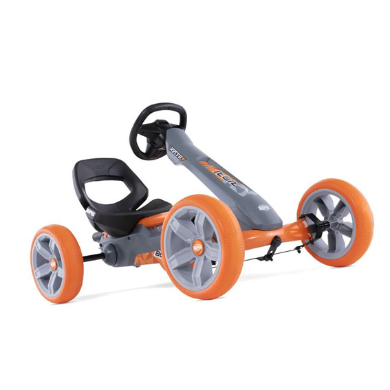 Berg Toys 24.60.01.00 Reppy Racer Orange / Black