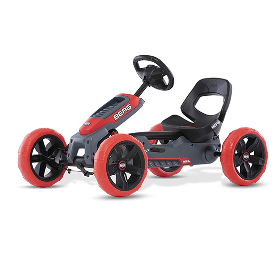 Berg Toys 24.60.02.00 Reppy Rebel Red / Black