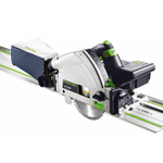 Festool 201403 TSC 55 REB Li FS Set Cordless Plunge-Cut Track Saw Imperial With 55 Guide Rail