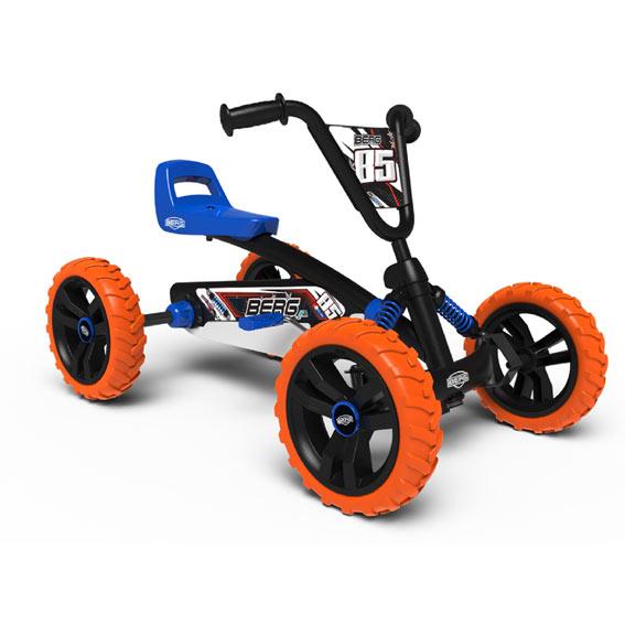 Berg Toys 24.30.01.00 Buzzy Nitro Black Pedal Go Kart
