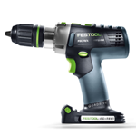 FESTOOL  574700 PDC 18/4 QUADRIVE CORDLESS HAMMERDRILL BASIC