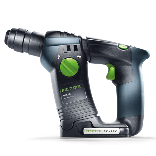 Festool 574724 BHC 18 Cordless Rotary Hammerdrill Basic