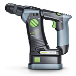 FESTOOL  574887 BHC 18 CORDLESS ROTARY HAMMERDRILL PLUS