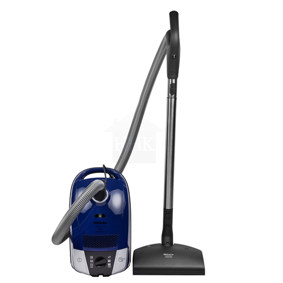 Miele SDAEO Compact C2 Topaz Canister Vacuum Cleaner
